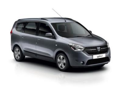 Lodgy stepway diesel 5 +2 places